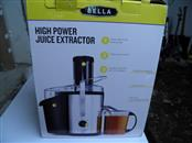 BELLA Juicer HIGH POWER JUICE EXTRACTOR